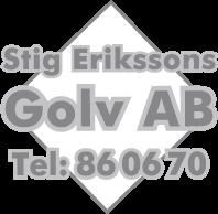 Stig Erikssons Golv AB